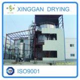 Secador de pulverizador na indústria química
