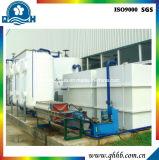 Equipo del tratamiento de aguas de la capa con el tipo de Szw