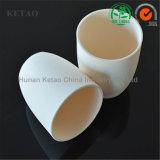 Crogiolo industriale/crogiolo di ceramica di alluminio