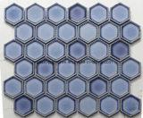 Keramische Hexagon-Wand und Fußboden verwendete Mosaik-Fliese