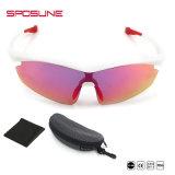 Commerce de gros UV400 Blanc Anti-Scratch Lunettes de soleil commentaires Acheter en ligne de lunettes de sport