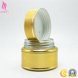 Contenitore crema di alluminio di vetro per le estetiche