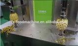 De Machine van het Schilmesje van de Meloen van de Kokosnoot van de Machine van de Schil van de Meloen van het Fruit van het Schilmesje van de ananas
