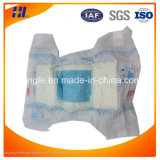 Tecidos superiores macios super descartáveis do bebê para o mercado de África
