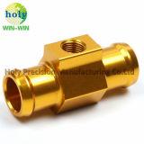 Custom обработанной алюминиевого сплава редукционный клапан управляющего давления