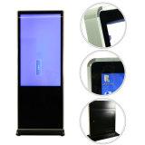 Digital Signage publicidad a la pantalla LCD La pantalla táctil flexible