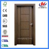 Дверь Veneer стационара Mahogany деревянная полная (JHK-FC04)