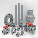 High plastic CPVC beeps to pipe fittings