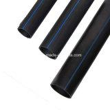 Rohr-großer Durchmesser-Gefäß-Polyäthylen HDPE Plastikrohr des Wasser-PE100