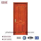 O melhor único projeto de madeira de venda da porta principal