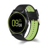 Reloj elegante impermeable del deporte del reloj V9 Bluetooth Reloj Inteligente