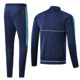 人のための明白な汗スーツのWhloesaleの最上質のトレーニングクラブサッカーのトラックスーツ、通気性のサッカー