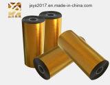 pellicola di Polyimide dell'oro di spessore 25um con rullo imballato