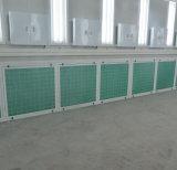 China-heißer Verkauf Midium-Größe Bus-Spray-Lack-Backen-Ofen-Stand