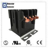 4 polos 25amperios eléctrico 24V Certificado UL Propósito definido el contactor de aire acondicionado