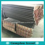 Evaporador aire acondicionado al por mayor del tubo de cobre del evaporador aire acondicionado de la bobina de la aleta del refrigerador de la alta calidad de la fábrica