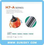 Aquecedor de água de aquários H7-uma série
