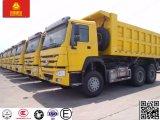 建築工事のためのSinotruk HOWO 30-50tonのダンプトラックのダンプカートラック