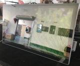 10-98 pollice che fa pubblicità al comitato magico dell'affissione a cristalli liquidi del riproduttore video dello specchio