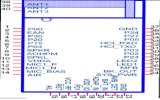 Módulo audio estéreo de Bluetooth de la transmisión de Bm20 Issc