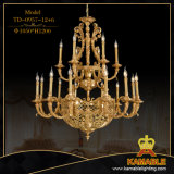 Hotel-Luxuxmessingwand-Lampe (TB-0957-2)