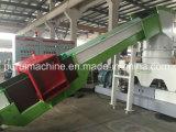 Пластичная машина с средним изменителем экрана для рециркулировать пленку BOPP