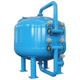 Macchina del filtro a sacco di media di esclusione dell'acqua di raffreddamento multi