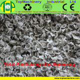 Film lourd humide des déchets de l'humidité de l'assèchement pinçant machines compacteur en plastique