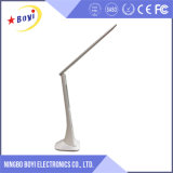 Lámpara de escritorio de la vendimia, lámpara de escritorio recargable del LED