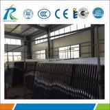 O tubo de vácuo do coletor de energia solar Three-Target 58X2100