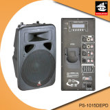 15 дюймов 350W цифров AMP Bluetooth EQ для диктора PS-1015depd PA Active iPod пластичного