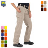 Мягкой хлопковой оптовая торговля женщинами работы Khaki брюки