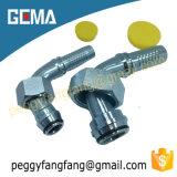 20591 garnitures hydrauliques inoxidables de ajustement d'ajustage de précision de pipe d'acier du carbone de Dkos