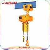 1-5tタイプの手動電気チェーン起重機の鎖プーリーブロック1000kg