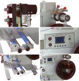 De halfautomatische Ronde Machine van de Etikettering van de Fles voor Dranken (SL-130)