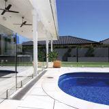 Foshan-bester Glasbalustrade-Balkon-Edelstahl-Geländer-Entwurf
