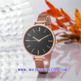 La vendita calda progetta gli orologi per il cliente casuali della vigilanza (WY-17026B)