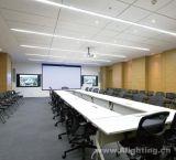 Largo opcional LED Empotrables Luz del tubo lineal