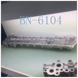 Cubierta del refrigerador de petróleo de KOMATSU 6D105 PC200-3 del recambio del motor de Bonai (6136-61-2113/6136-62-2110)