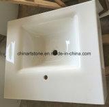 Кварц Китая твердый поверхностный Nano для Countertops кухни (искусственний камень)