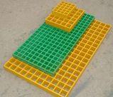 """FRP antirresbaladizo que ralla la reja cuadrada del acoplamiento 1-1/2 """" densamente, 1-1/2 """""""