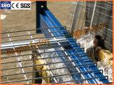 Deck de arame galvanizado pesado para o Depósito Palete
