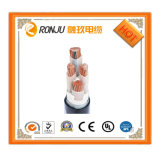 câble d'alimentation ignifuge engainé par PVC de 0.6/1kv Vtft (TFR-CV)