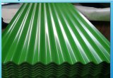 Красный Corrugated стальной лист толя для дома /Prefab строительного материала с хорошим качеством