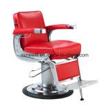 Eleganz-Herrenfriseur-Stuhl mit Recliner-populärem Salon-Herrenfriseur-Stuhl