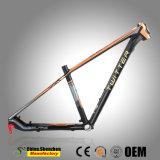 Diseño de tubo de cabeza cónica Cool Bicicleta de Montaña 27,5er Marco MTB