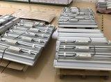 coperchio lineare LED della banda della radura dell'indicatore luminoso della baia di 120W 150W LED l'alto ha installato d'altezza 5 tester