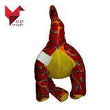 장난감이 2018의 신제품 중국 제조 견면 벨벳 공룡 괴뢰에 의하여 농담을 한다