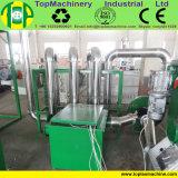 Pellicola residua della serra che schiaccia l'azienda agricola della rafia dei pp che ricicla la lavatrice della pellicola dell'azienda agricola