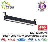 IP65 공장 가격 창고 산업 300W 선형 LED 높은 만 빛
